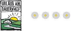 4 Blumen Auszeichnung
