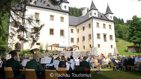 Konzert Schloss Höch in Reitdorf