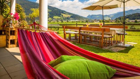 Relaxen im Sommer